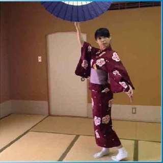 6月の日本舞踊 月1回夜 人形町