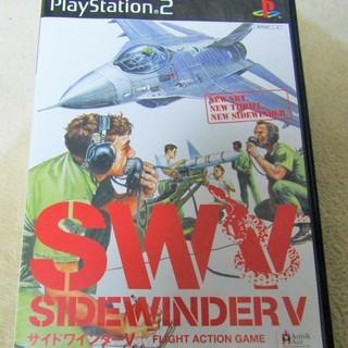 ☆PS2/SWV SIDEWINDER V サイドワインダー5◆...