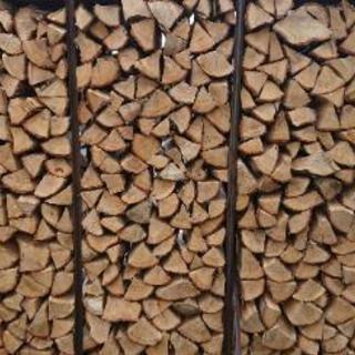 トンパックに詰め放題!広葉樹(ナラ、クヌギ、アカシア)!薪