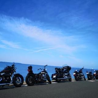ハーレー&アメリカンバイク☆8月㈯長野ツーリング