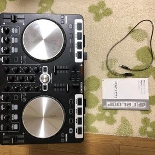 美品 Reloop/PCDJコントローラー/BeatMix