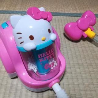 【値下げ!】ハローキティ サイクロン クリーナ