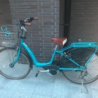 ヤマハ PAS Raffini L 子供2人同乗可能 電動自転車