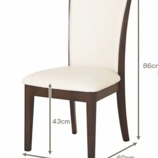 ニトリの椅子、ダイニングチェア