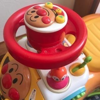 アンパまん乗り物 - おもちゃ