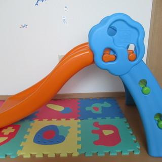 室内用 すべり台 折り畳み式 滑り台 子供用