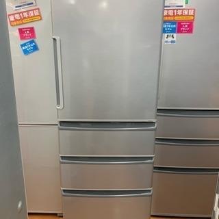 1年保証対象商品!!AQUA4ドア冷蔵庫