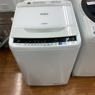 1年保証対象商品!!HITACHI 全自動洗濯機