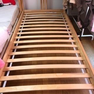 ✳値下げ✳IKEA シングル ベッド フレーム 美品