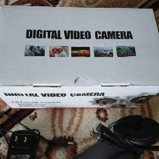 デジタル防犯ビデオカメラ