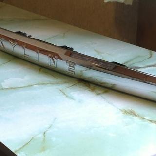 日産V37スカイラインハイブリッド前期 純正トランクリッド…