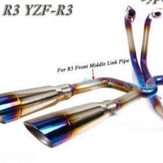 YZFR25 R3 MT25 センターアップマフラー