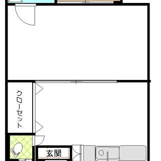 【事務所】レトロで可愛くて広~~~い!リフォーム完璧美室!ドンキホ...