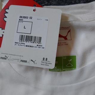 ☆新品☆ プーマ Lサイズ Tシャツ