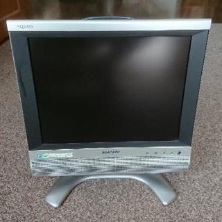 中古 シャープ AQUOS(13型液晶カラーテレビ)