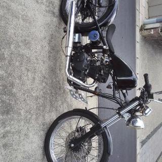 ヘイスト250中国バイク