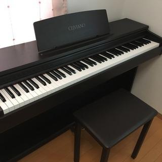 ※商品名訂正【美品】電子ピアノ カシオ セルヴィアーノ  AP-26