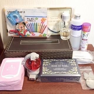【東京都中野駅手渡し】文房具・雑貨・メイク用品等無料でお譲りします