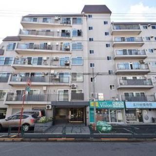 売りマンション 3LDK。用賀4分。オーナーチェンジ。3000万円...