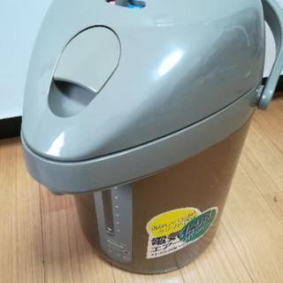 中古 電気保温エアーポット 2.2L