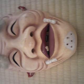 おきなの仮面