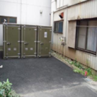 蕨バイク駐車場【バイクガレージ】