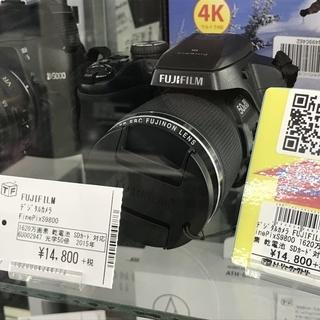 デジタルカメラ FUJIFILM FinePixS9800 2015年