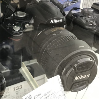 デジタル一眼レフカメラ Nikon D5000
