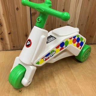 313912 People 公園レーサーNEO 乗用玩具