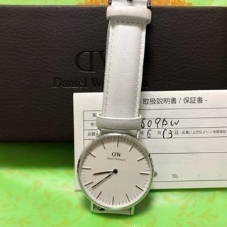 腕時計 ダニエルウェリントン 0609DW - 服/ファッション