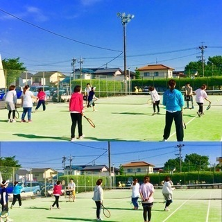 ☆★☆春日井市で楽しくテニス☆★☆