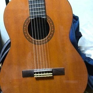 YAMAHAのクラシックギター