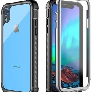 iphoneX-R 全面保護カバー スマホケース