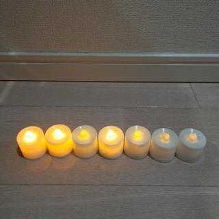 LED キャンドルライト