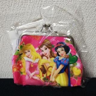 【新品】プリンセスがま口*コインケース白雪姫