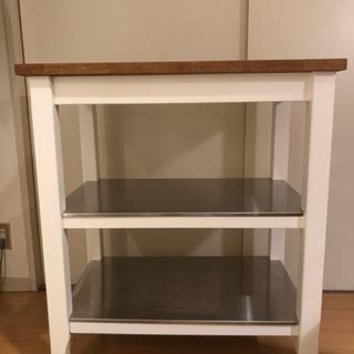キッチン 収納棚 作業台