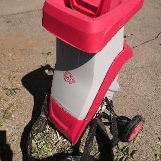 ガーデン シュレッダー 粉砕機