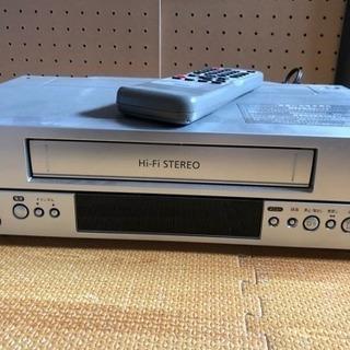 VHSプレーヤー