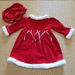 1,5才クリスマスドレス