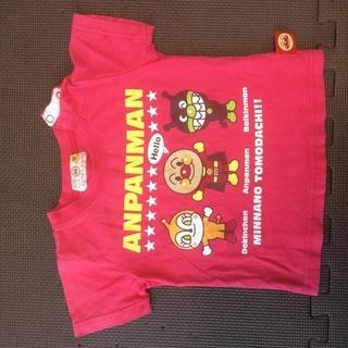 サイズ90 アンパンマン 半袖Tシャツ