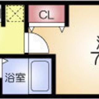 中之島駅 歩11分  家賃32500円  共益費7000円 25.5㎡