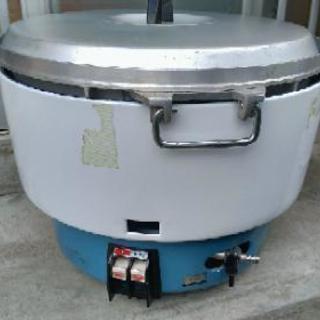 リンナイガス自動炊飯器