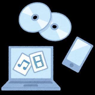 DVDダビングします!