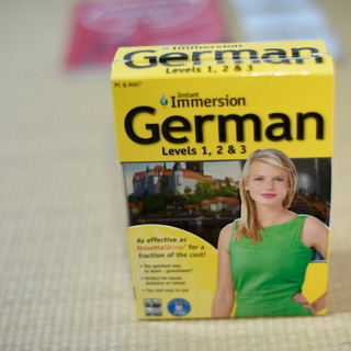 Instant Immersion German(ソフトウェア:...