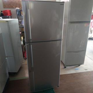 SHARP ノンフロン冷凍冷蔵庫 SJ-29S-S 2010年製