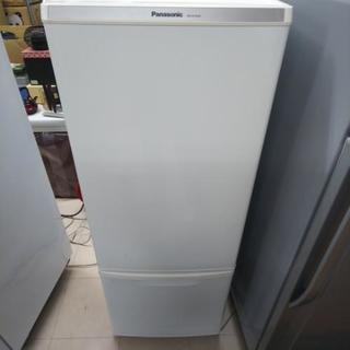 Panasonic ノンフロン冷凍冷蔵庫 NR-B176W-W ...
