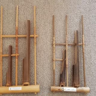 【アジア雑貨】アンクルン(インドネシア・楽器)