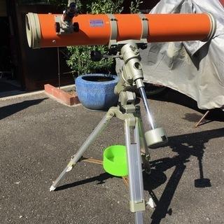 赤道儀付き 反射式天体望遠鏡 Vixen SUPER HALLE...