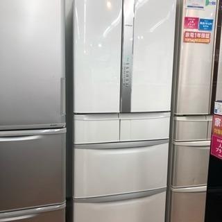 安心1年保証!HITACHI6ドア冷蔵庫