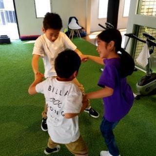 【心斎橋】小学生ボクシングスクール